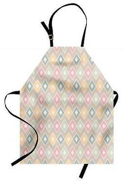Creative Oriental Apron Unisex Kitchen Bib with Adjustable N