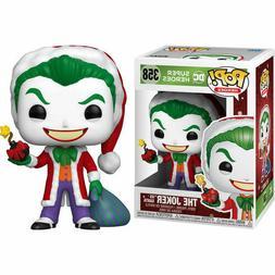 DC Holiday Santa Joker Pop! Vinyl Figure - NOVEMBER PRE-ORDE