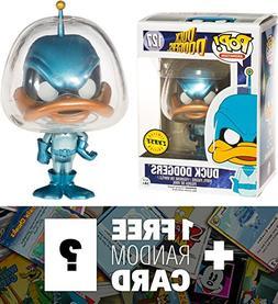Duck Dodger : Funko POP! x Duck Dodgers Vinyl Figure + 1 FRE