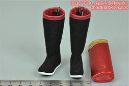 "Pop Toys EX020A Heroine 1/6 Mrs.Qi solid Boots For 12"" Femal"