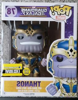 """Exclusive Big 6"""" Guardians of the Galaxy Funko POP! Marvel T"""