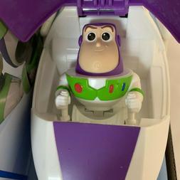Fisher Price Disney Toy Story 4 Movie Buzz Lightyear 'Pop-up