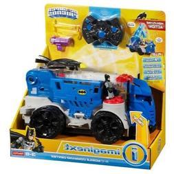 Fisher-Price Imaginext DC Super Friends Batman R/C Mobile Co