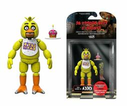 Funko Five Nights at Freddy's CHICA 5in. Action Figure BUILD
