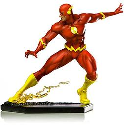 "Iron Studios The Flash : ~6.2"" 1/10 DC Comics x Iron Studios"