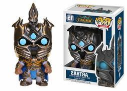 Flawed Box Funko Pop! Games World of Warcraft Arthas #15 Vin