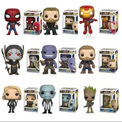 <font><b>FUNKO</b></font> <font><b>POP</b></font> Marvel Ave
