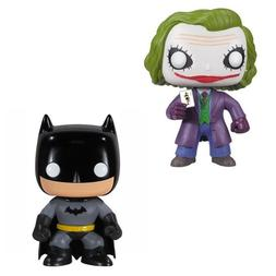 <font><b>Batman</b></font> VS Joker Model 10cm Vinyl Doll Ac