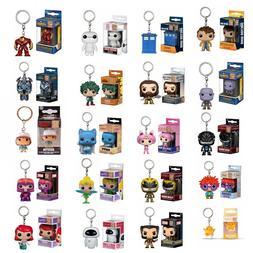 <font><b>POP</b></font> Action Superheros Figure Keychain To