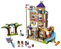 LEGO Friends Friendship House 41340 Kids Building Set with M