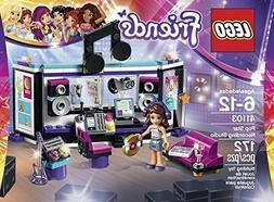 LEGO Friends Pop Star Recording Studio Music Toy for Kids  F