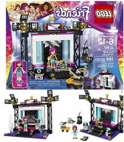 Friends Pop Star TV Studio LEGO Livi Figure Famous Celebrity