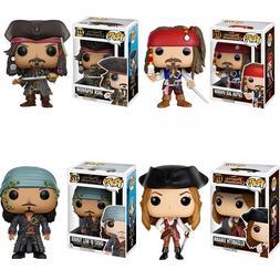 Funko <font><b>POP</b></font> Pirates of the Caribbean Capta