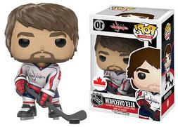 funko nhl alex ovechkin white