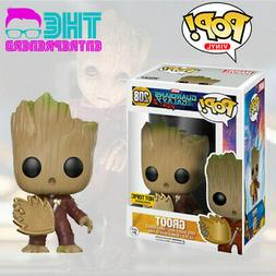 Funko Pop! #208 Groot Hot Topic Exclusive Guardians of the G