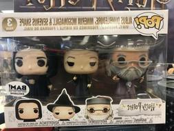 Funko POP! Harry Potter! BAM! Albus, Minerva, Severus, Vinyl