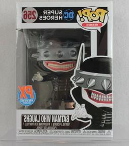 Funko Pop DC Heroes Previews Exclusive BATMAN WHO LAUGHS Vin