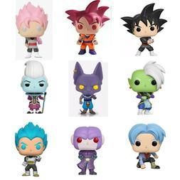 Funko Pop Dragon Ball Super Super Saiyan Rose Goku Black Fig