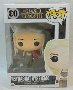 Funko Pop Game of Thrones: Daenerys Targaryen Vinyl Figure I