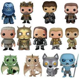 Funko Pop Game Of Thrones Hodor Renly Baratheon Rob Stark Gi