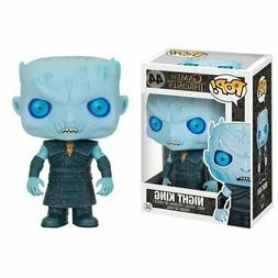 Funko POP Game of Thrones: Night King Action Figure #44 New