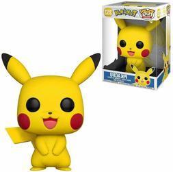 Funko Pop Games #353 Pokemon Pikachu Vinyl Figure with Box T