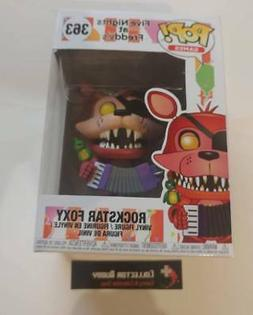Funko Pop! Games 363 Five Nights at Freddy's Rockstar Foxy F