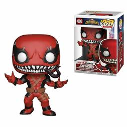 Funko Pop Games Marvel Contest of Champions Venompool Vinyl