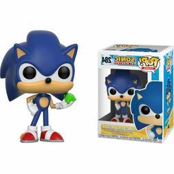 Funko Pop! Games Sonic With Emerald Vinyl Action Figure