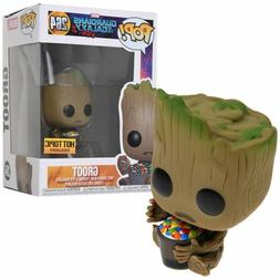 Funko POP Guardians of the Galaxy Vol. 2 Groot w/ Candy Bowl