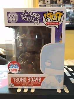 FUNKO POP! INVISIBLE SPACE GHOST #122 2016 NYCC EXCLUSIVE VI
