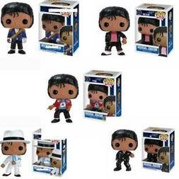 Pop!Michael Jackson King Doll Vinyl Action Figure Toy Xmas