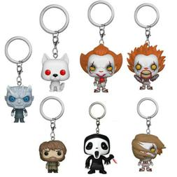 funko pop movie pocket pennywise with spider