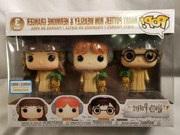 Funko POP Movie Harry Potter, Ron Weasley & Hermione Granger