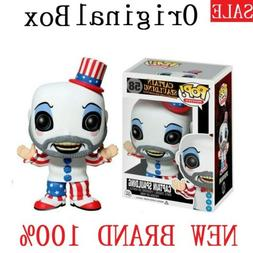 Funko pop Movies: Captain Spaulding 58 Action Vinyl Figure A