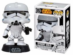 Funko Pop! Star Wars Clone Trooper Vinyl Figure