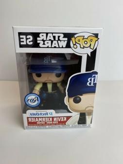 Funko Pop STAR WARS Kevin Kiermaier as Han Solo Bobblehead F