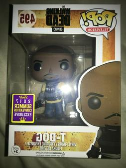 Funko POP T-Dog The Walking Dead 2017 SDCC Exclusive Vinyl F