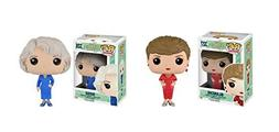 Funko POP Television The Golden Girls: Blanche and Rose Toy