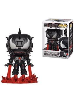 funko pop venom venomized iron man stylized