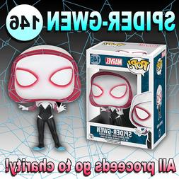 Marvel Funko Pop Vinyl Figure Spider Gwen - Free Shipping!