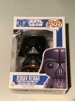 Funko Star Wars Darth Vader 01 Pop! Vinyl Bobble Head Figure