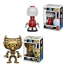 Funko Pop Television Mystery Science Theater 3000 Crow #488,