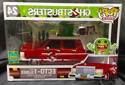 Funko Pop Rides: Ghostbusters Ecto-1 with Slimer
