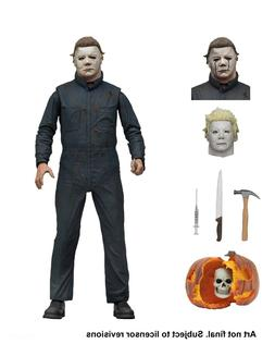 "Halloween 2  - 7"" Scale Action Figure - Ultimate Michael Mye"