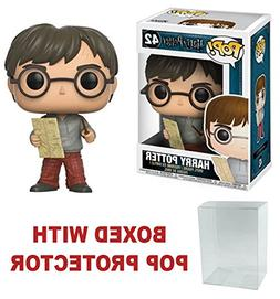 Harry Potter with Marauders Map Pop! Vinyl Figure and