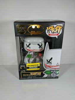 Heroes: Batman - The Joker is Wild #292 EE Exclusive Funko P