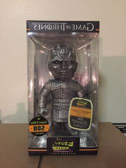 hikari vinyl figure rare steel night king