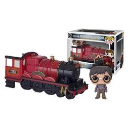 Harry Potter Hogwarts Express Engine Vehicle with Harry Pott