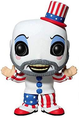 house of 1000 corpses captain spaulding clown
